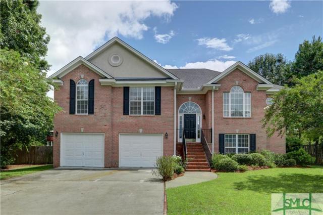 112 Wren Court, Savannah, GA 31419 (MLS #177934) :: Coastal Savannah Homes