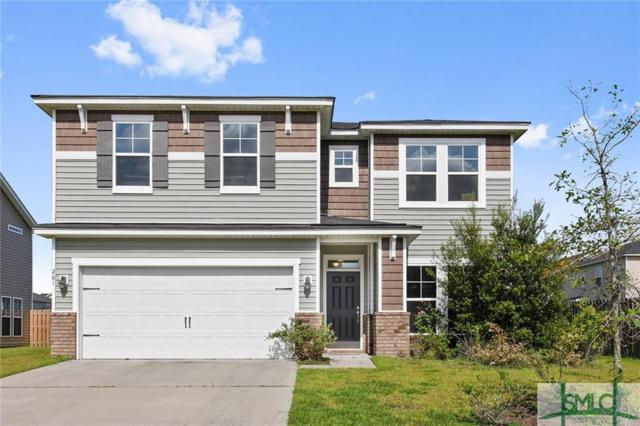 261 Willow Point Circle, Savannah, GA 31407 (MLS #177954) :: Coastal Savannah Homes