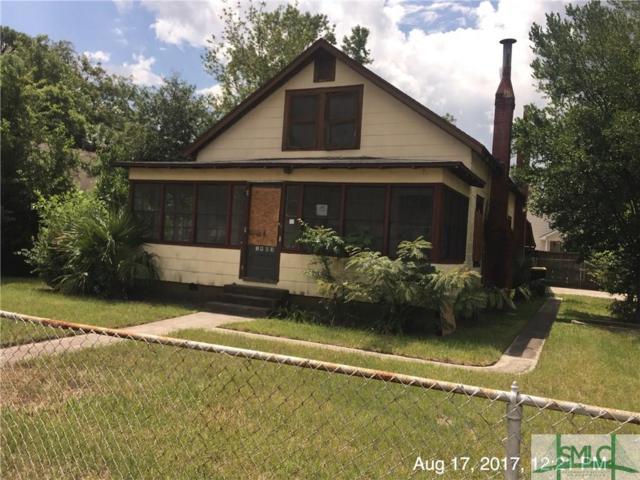 1903 Capital Street, Savannah, GA 31404 (MLS #178016) :: The Arlow Real Estate Group