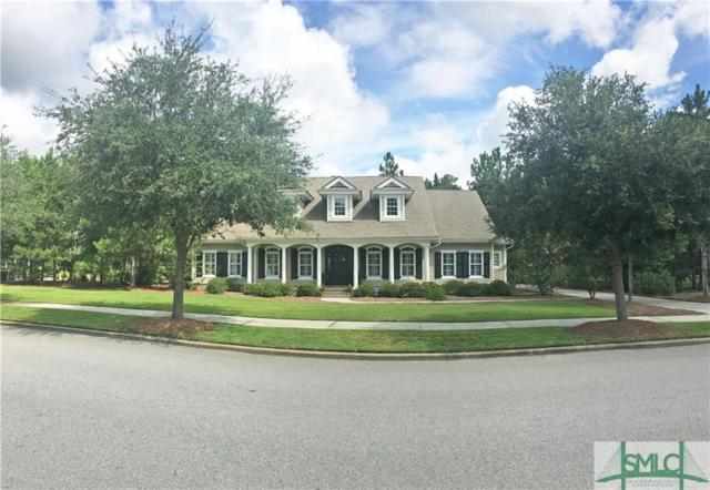 186 Spanton Crescent, Pooler, GA 31322 (MLS #178064) :: Coastal Savannah Homes