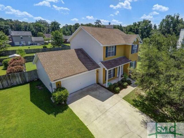 138 Raindance Road, Pooler, GA 31322 (MLS #178084) :: The Arlow Real Estate Group