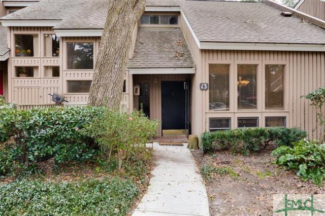 13 Dame Kathryn Drive, Savannah, GA 31411 (MLS #178107) :: The Arlow Real Estate Group