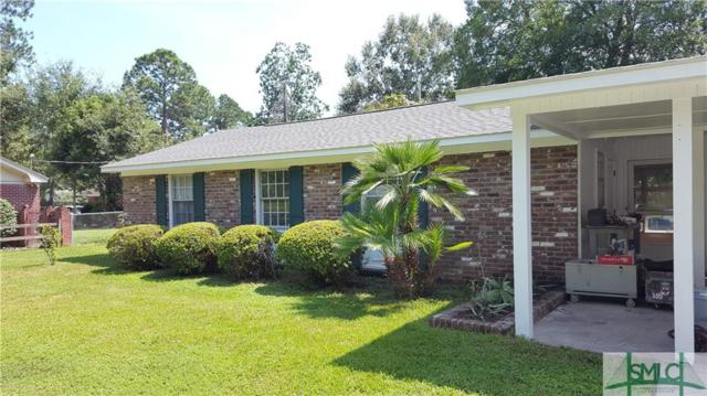 7 Benita Court, Savannah, GA 31406 (MLS #178148) :: The Arlow Real Estate Group