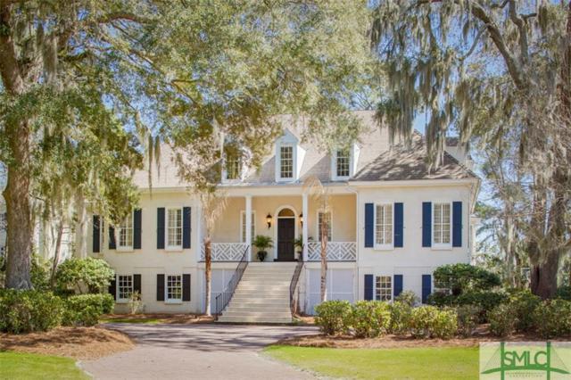 6 Land Bridge Lane, Savannah, GA 31411 (MLS #178150) :: The Arlow Real Estate Group