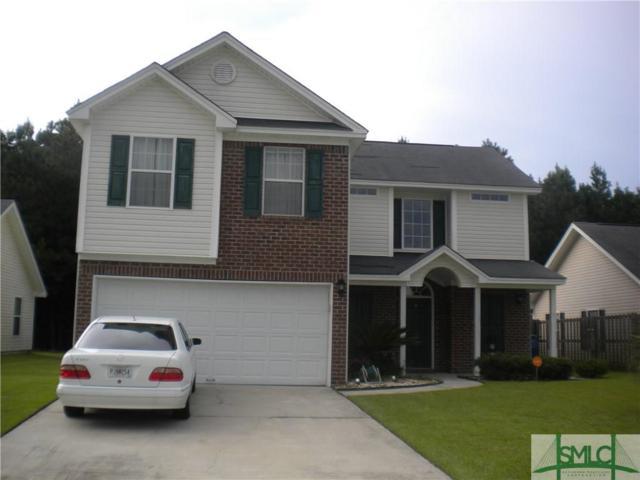 25 Gimbal Circle, Port Wentworth, GA 31407 (MLS #178171) :: The Arlow Real Estate Group
