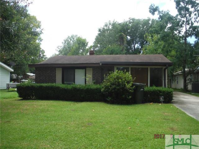 309 Aberfeldy Street, Port Wentworth, GA 31407 (MLS #178184) :: The Arlow Real Estate Group