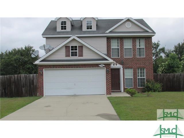 175 Silverton Rd Road, Pooler, GA 31322 (MLS #178253) :: Teresa Cowart Team