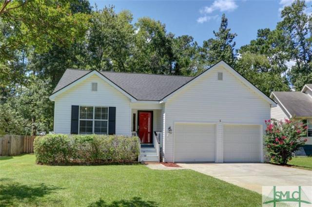 5 Sugar Cane Drive, Savannah, GA 31419 (MLS #178285) :: The Arlow Real Estate Group