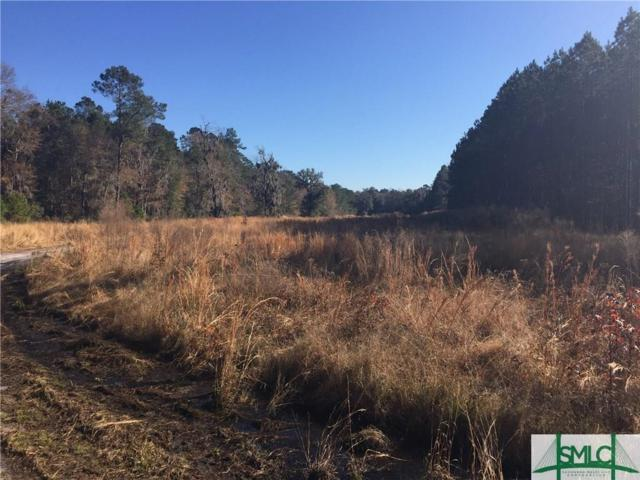 20325 Hwy 144, Richmond Hill, GA 31324 (MLS #178290) :: The Arlow Real Estate Group
