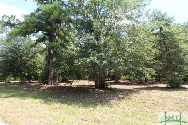 0 Lakeview Drive, Guyton, GA 31312 (MLS #178297) :: The Sheila Doney Team