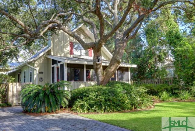 612 2nd Avenue, Tybee Island, GA 31328 (MLS #178314) :: The Arlow Real Estate Group