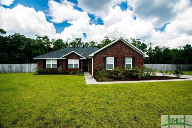 88 Glynn Court, Hinesville, GA 31313 (MLS #178320) :: The Arlow Real Estate Group