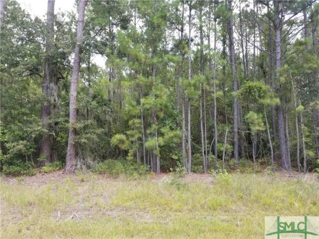 0 Hwy 144, Richmond Hill, GA 31324 (MLS #178329) :: The Arlow Real Estate Group