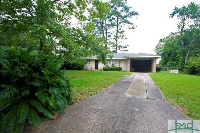 8511 Lyn Avenue, Savannah, GA 31406 (MLS #178341) :: Coastal Savannah Homes