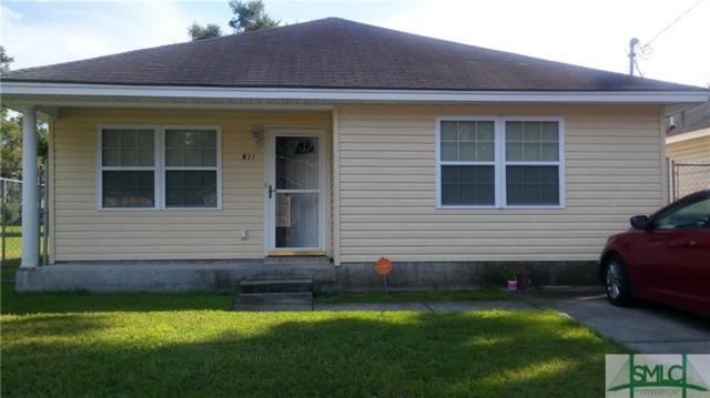 811 Dixon Street, Savannah, GA 31405 (MLS #178356) :: The Arlow Real Estate Group