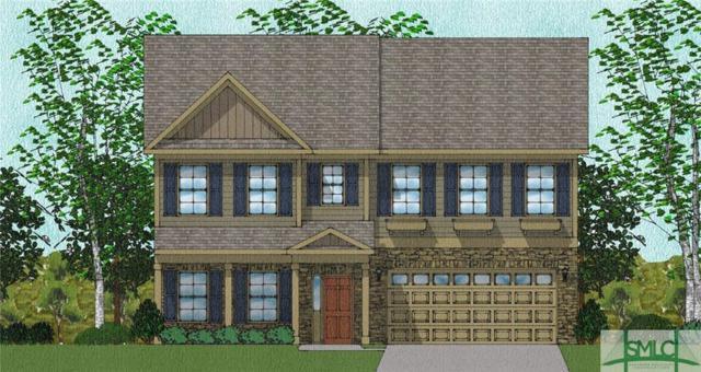 39 Gallie Cut, Richmond Hill, GA 31324 (MLS #178378) :: The Arlow Real Estate Group
