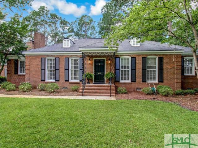 40 Richmond Drive, Savannah, GA 31406 (MLS #178400) :: The Arlow Real Estate Group