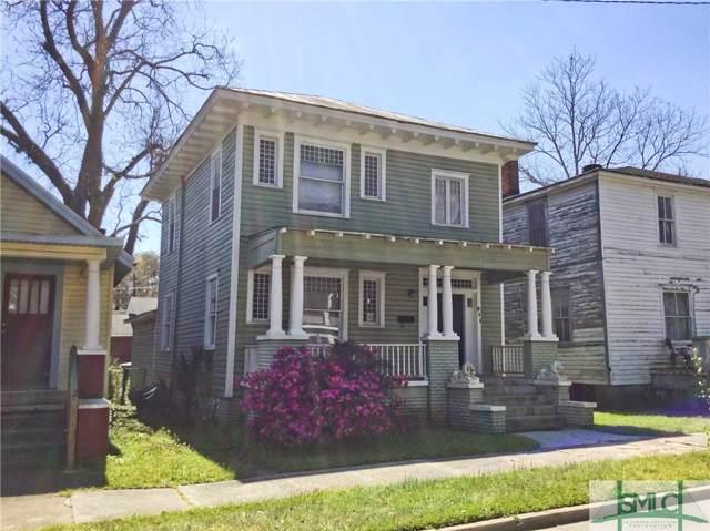 511 E 36th Street, Savannah, GA 31401 (MLS #178414) :: The Arlow Real Estate Group
