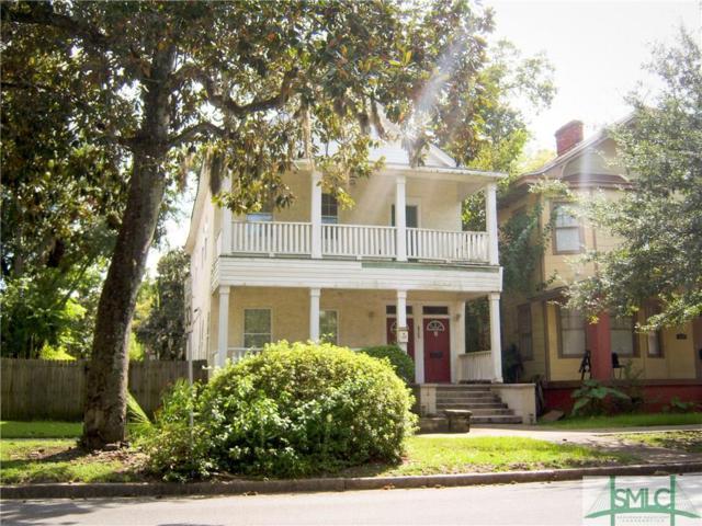 825 E Henry Street, Savannah, GA 31401 (MLS #178416) :: The Arlow Real Estate Group