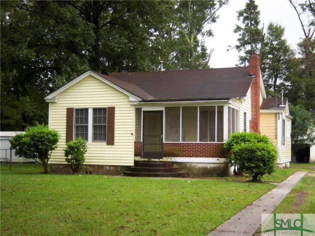 19 Smith Avenue, Garden City, GA 31408 (MLS #178418) :: The Arlow Real Estate Group