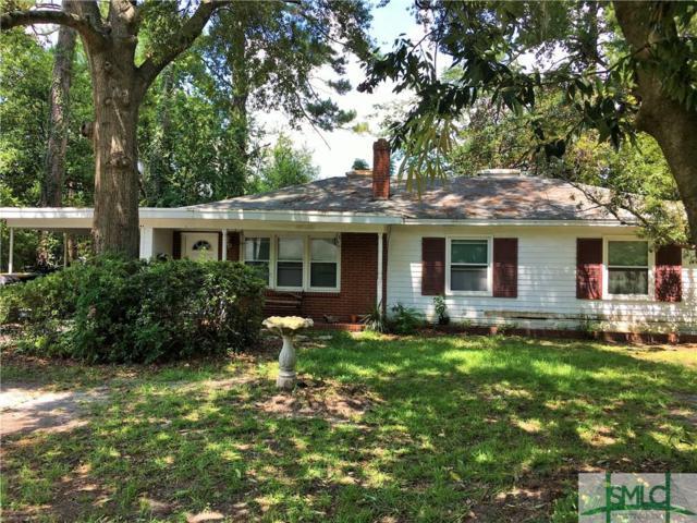 5 Harlan Drive, Savannah, GA 31406 (MLS #178502) :: Coastal Savannah Homes