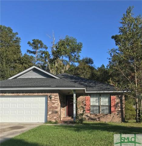 15 Rustic Lane, Savannah, GA 31406 (MLS #178553) :: The Arlow Real Estate Group