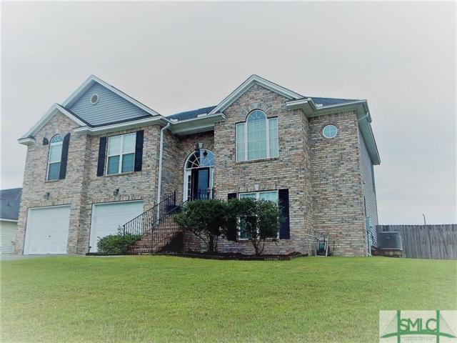 168 Parker Lane, Richmond Hill, GA 31324 (MLS #178657) :: Coastal Savannah Homes