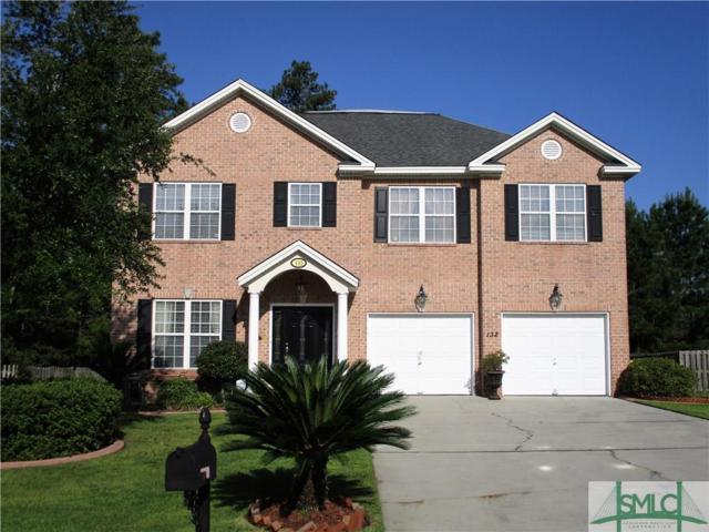 132 Carolina Cherry Court, Pooler, GA 31322 (MLS #178702) :: The Arlow Real Estate Group