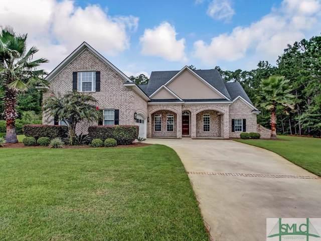 25 Saint Catherine Circle, Richmond Hill, GA 31324 (MLS #178757) :: The Arlow Real Estate Group