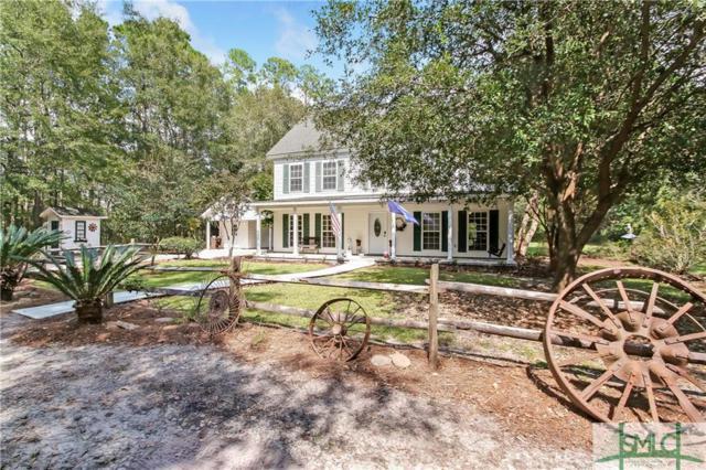 1090 Goshen Road, Rincon, GA 31326 (MLS #178816) :: Coastal Savannah Homes