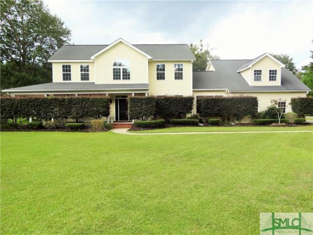 218 Sandpiper Road, Midway, GA 31320 (MLS #178952) :: Coastal Savannah Homes