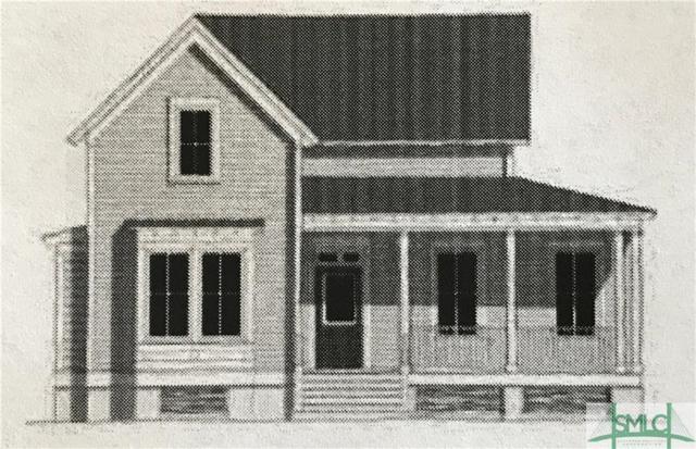 Lot 8 Goodman Drive, Sunbury, GA 31320 (MLS #178958) :: The Arlow Real Estate Group