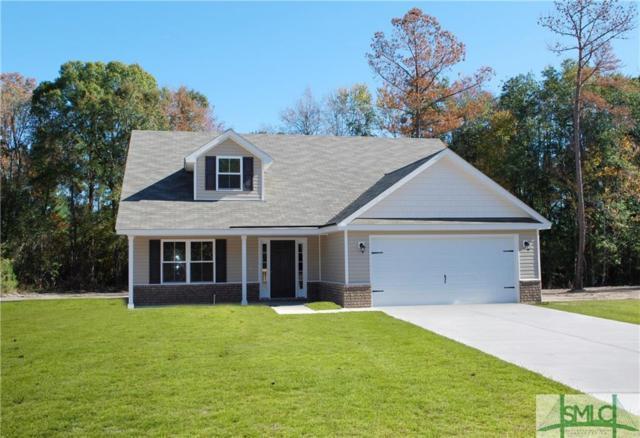 115 Lynwood Lane, Springfield, GA 31329 (MLS #179019) :: Coastal Savannah Homes