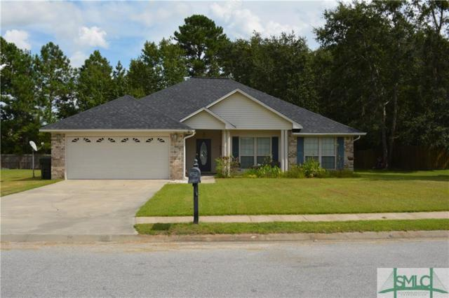 173 Arlen Drive, Midway, GA 31320 (MLS #179024) :: Coastal Savannah Homes