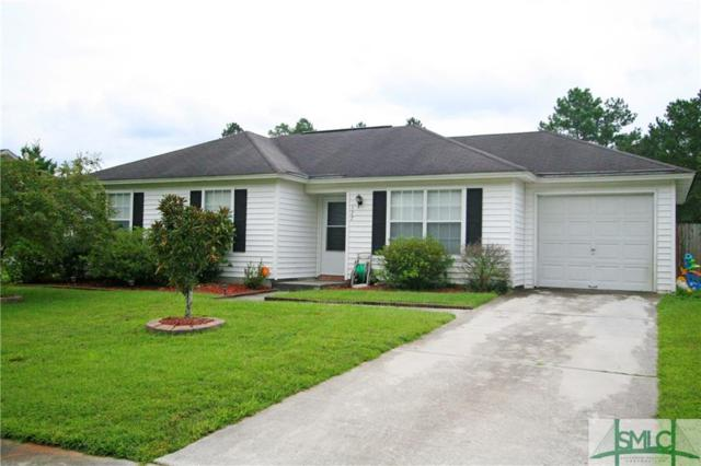 122 Finn Circle, Savannah, GA 31419 (MLS #179067) :: Coastal Savannah Homes