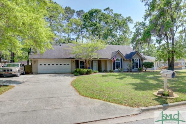 14 Cutty Sark Road, Savannah, GA 31410 (MLS #179075) :: Coastal Savannah Homes