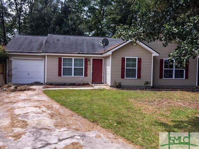 109 S Circle Drive, Savannah, GA 31405 (MLS #179099) :: Coastal Savannah Homes