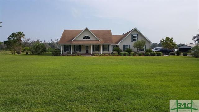 388 Lake No No Road, Midway, GA 31320 (MLS #179116) :: Coastal Savannah Homes