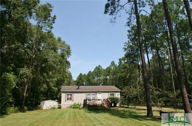 1404 Limerick Road, Midway, GA 31320 (MLS #179144) :: Coastal Savannah Homes