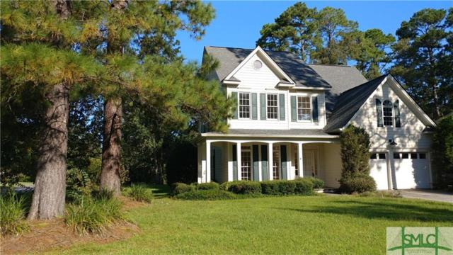 1 Jumper Lane, Savannah, GA 31405 (MLS #179249) :: Coastal Savannah Homes