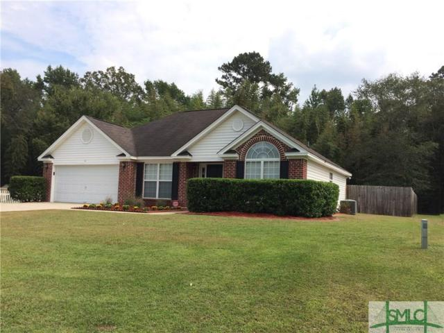 4 Ashwood Court, Pooler, GA 31322 (MLS #179298) :: Coastal Savannah Homes