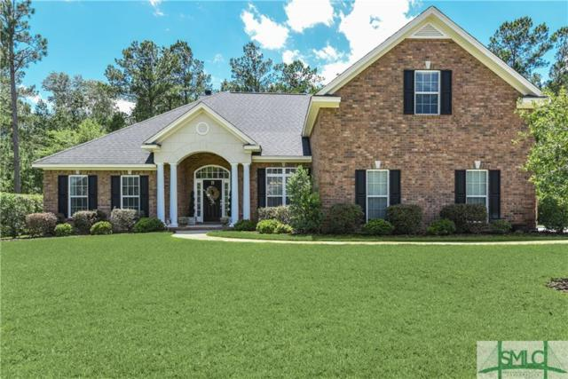 13 Lake Heron Court W, Pooler, GA 31322 (MLS #179302) :: Coastal Savannah Homes