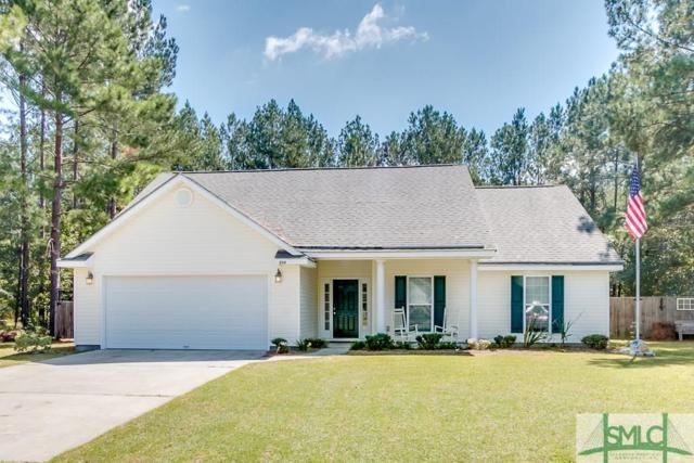 232 Candleberry Way, Guyton, GA 31312 (MLS #179309) :: Coastal Savannah Homes