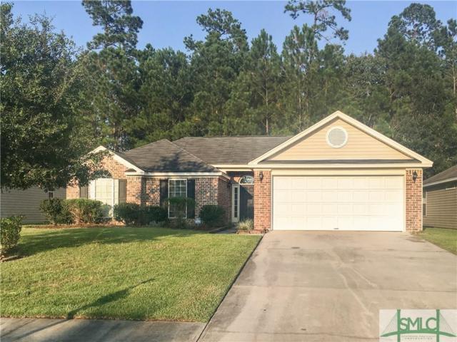 42 Carlisle Lane, Savannah, GA 31419 (MLS #179312) :: Coastal Savannah Homes