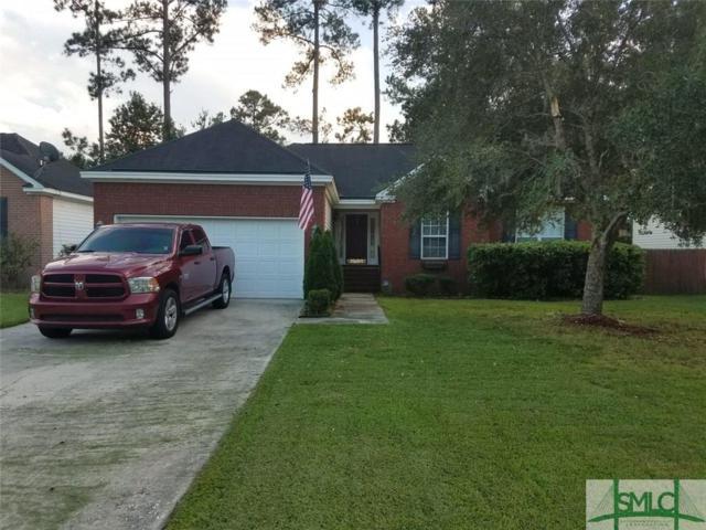 125 Wimbledon Drive, Savannah, GA 31419 (MLS #179337) :: The Arlow Real Estate Group