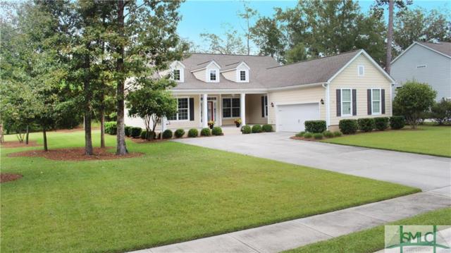 106 W Oakcrest Drive W, Savannah, GA 31405 (MLS #179339) :: Teresa Cowart Team