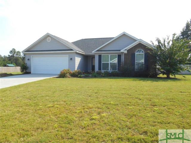 110 Kingsley Drive S, Guyton, GA 31312 (MLS #179340) :: Coastal Savannah Homes