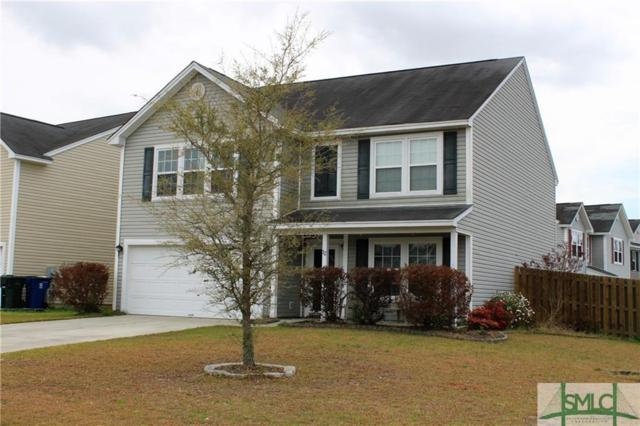 12 Sandy Point Way, Port Wentworth, GA 31407 (MLS #179372) :: Coastal Savannah Homes