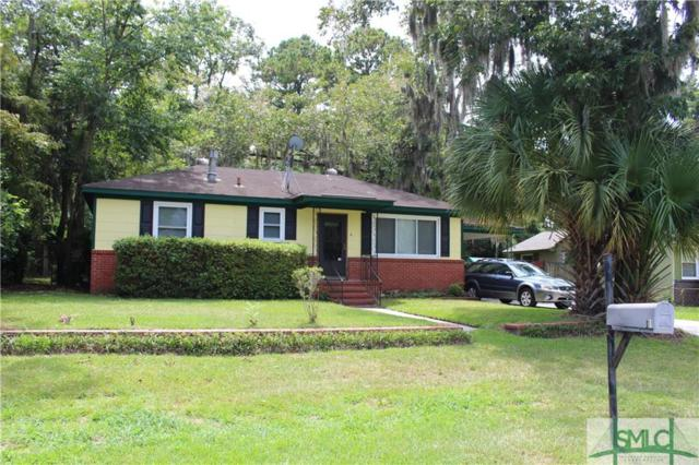 11 Hughes Avenue, Savannah, GA 31406 (MLS #179373) :: Coastal Savannah Homes