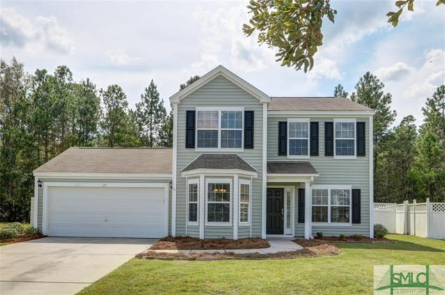 177 Old Pond Circle, Pooler, GA 31322 (MLS #179377) :: Coastal Savannah Homes